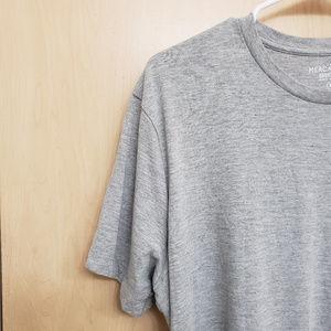 Super Soft Gray J. Crew Mercantile Men's Tshirt